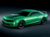 chevrolet_camaro_green_1