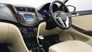 Hyundai Verna-interior-4