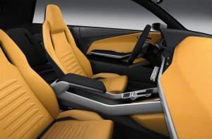 Audi Crosslane Coupe interior