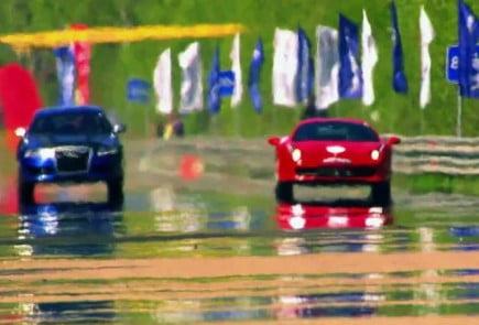 Ferrari458 Italia vs Others