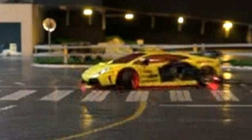 Lamborghini Gallardo LP56-4 RC Drift