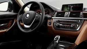 BMW 3 Series interior-4