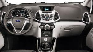 Ford-EcoSport interior