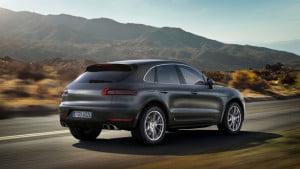 Porsche-Macan