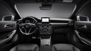 Mercedes-Benz-A-Class interior