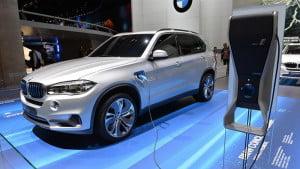 BMW-X5-Hybrid