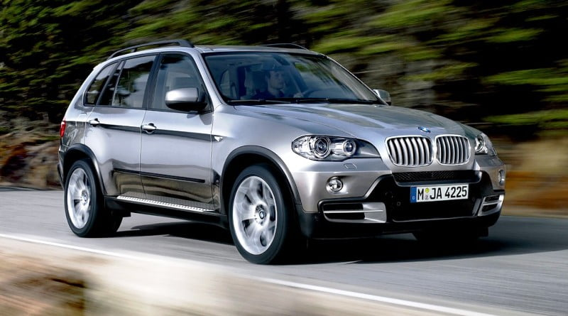 BMW X5 SAV Hybrid