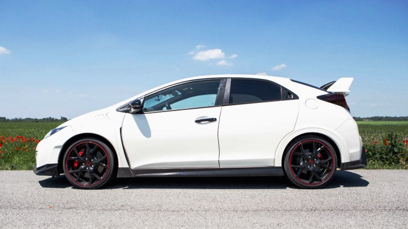 Honda Civic Type R_Wall_2