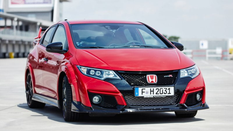 Honda Civic Type R_Wall_4