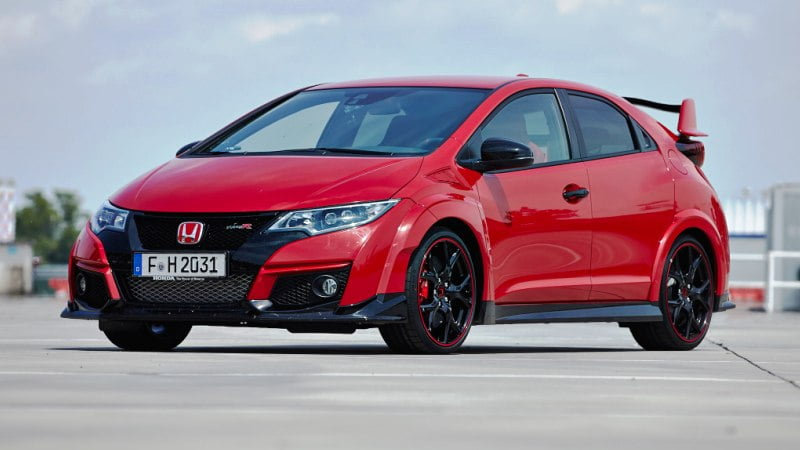 Honda Civic Type R_Wall_5