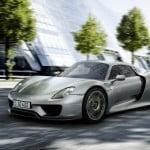 Porsche 918 Spyder_featured