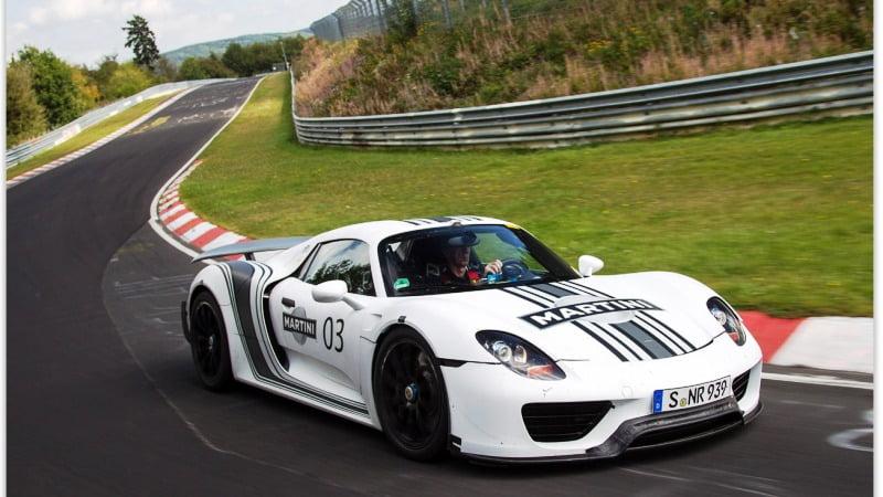 Porsche 918 Spyder_wall_2