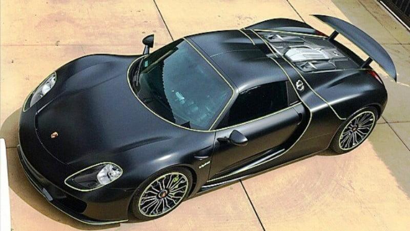 Porsche 918 Spyder_wall_4