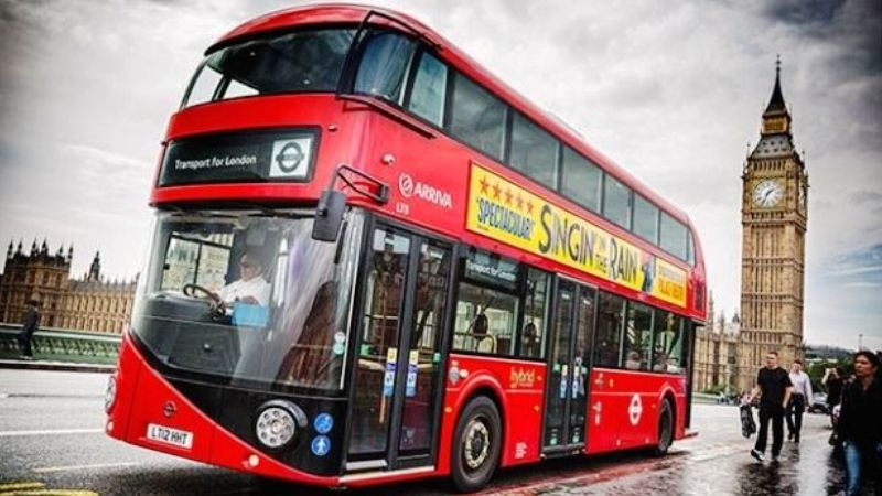 Worlds First All Electric Double Decker Bus For London Indyacars