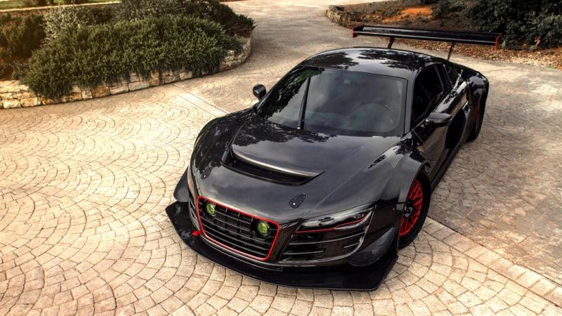 Recon-MC8 Audi R8 V10