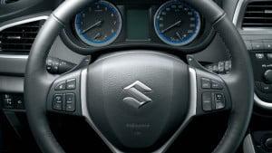 Suzuki S Cross interior-4
