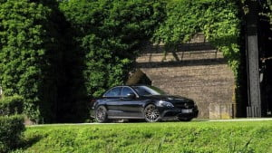 Brabus-Mercedes C63-S