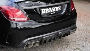 Brabus-Mercedes C63-S-Sedan-6