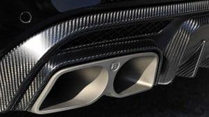 Brabus-Mercedes C63-S-Sedan-7