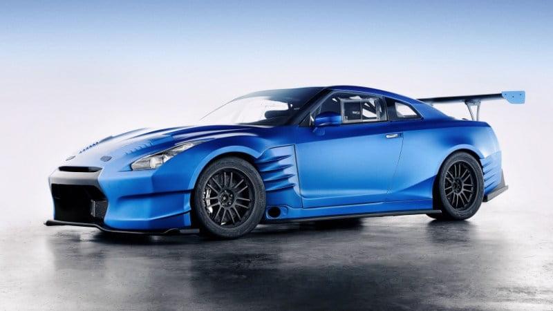 Fast & Furious 6 GT-R
