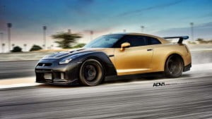 AMS Performance Nissan R35 GT-R