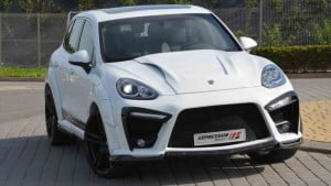 EXPRESSION XR for Cayenne 2015_2