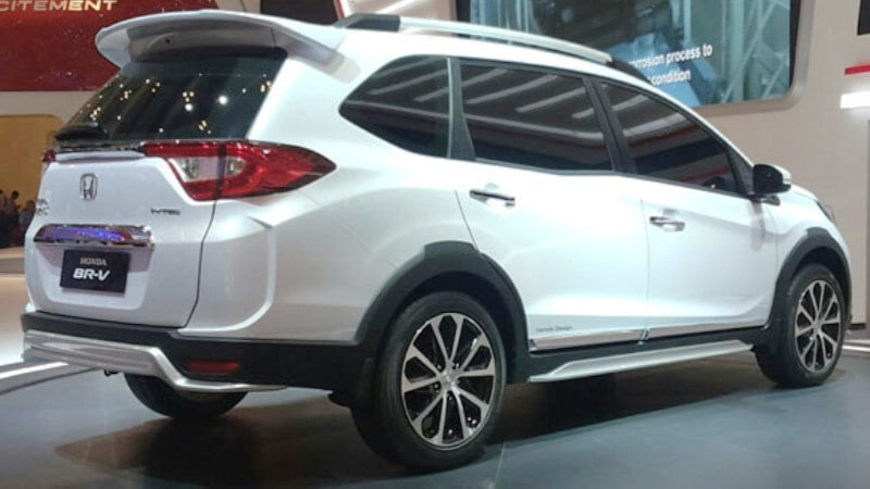 Honda BR-V SUV for India