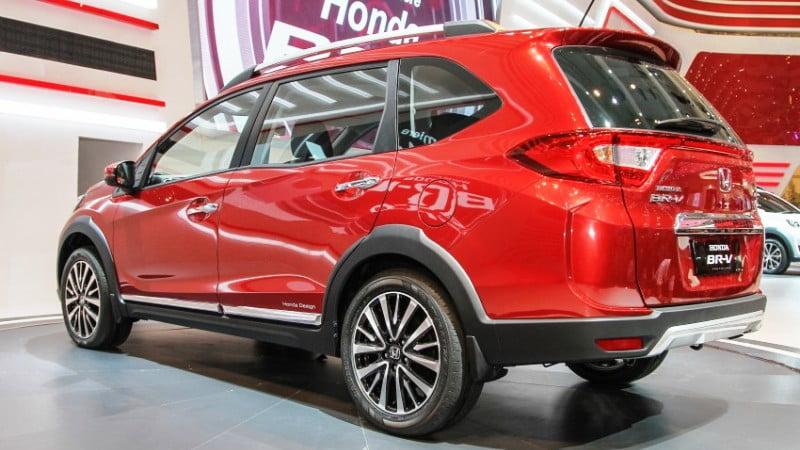 Honda BR-V SUV for India