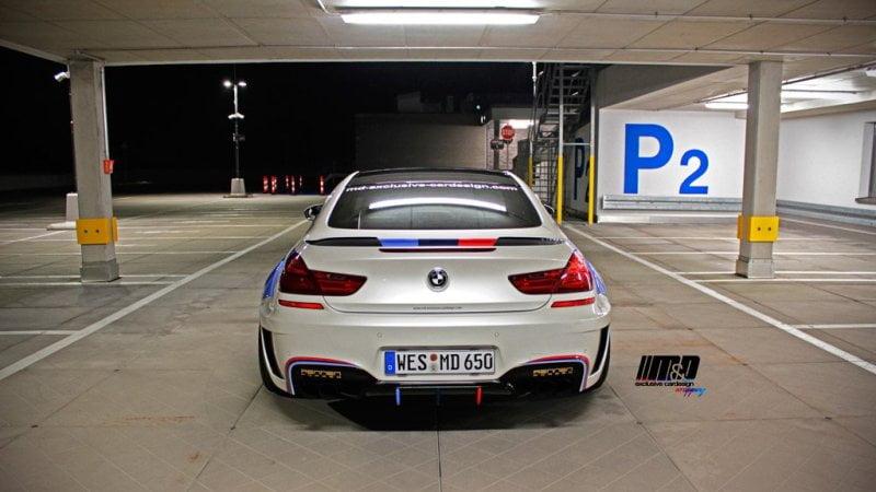 Prior Design BMW 650i