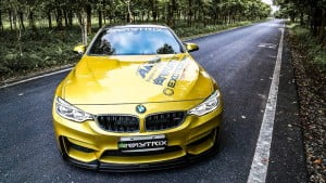 BMW M4 with new ArmyTrix Valvetronic Exhaust-10