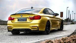 BMW M4 with new ArmyTrix Valvetronic Exhaust-16