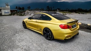 BMW M4 with new ArmyTrix Valvetronic Exhaust-17