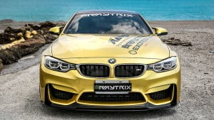 BMW M4 with new ArmyTrix Valvetronic Exhaust-19