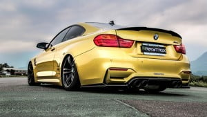 BMW M4 with new ArmyTrix Valvetronic Exhaust-5