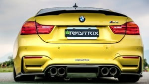 BMW M4 with new ArmyTrix Valvetronic Exhaust-6