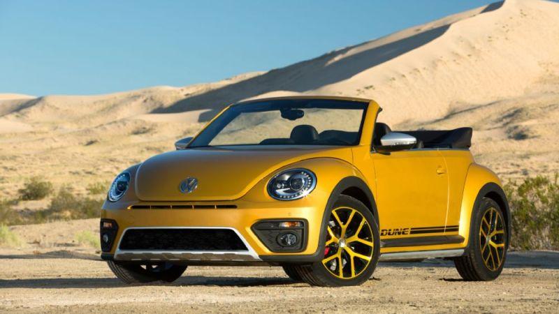VW 2016 Beetle Dune