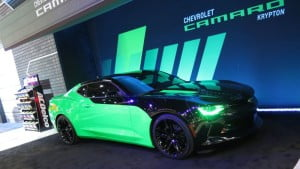 Chevy Camaro Krypton