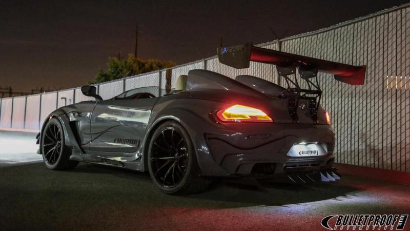 Bulletproof Automotive BMW Z4 GT Continuum