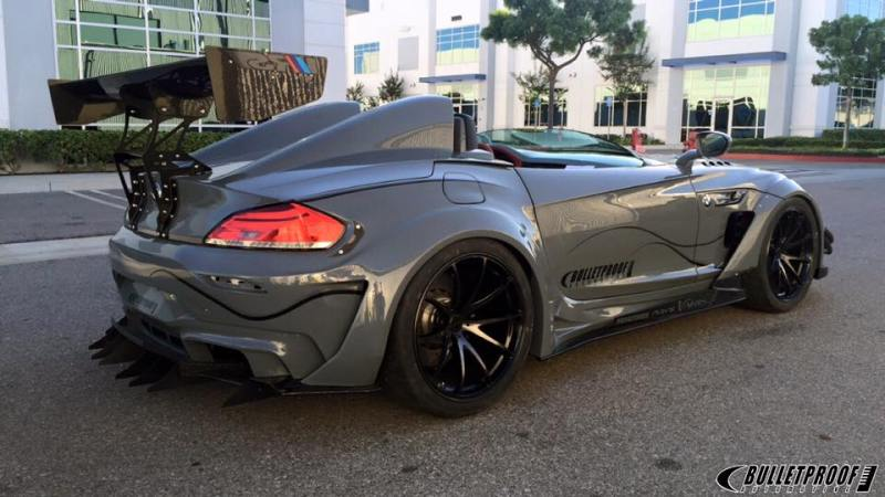 Bulletproof Automotive BMW Z4