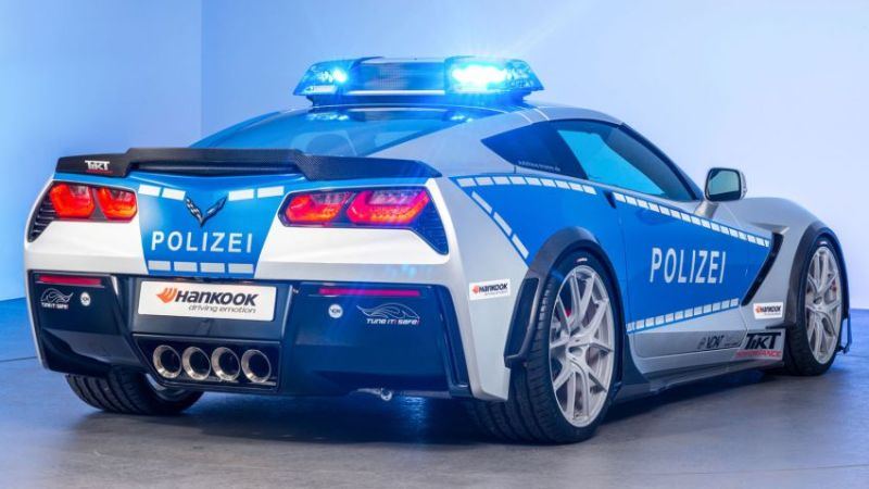 2015 German Police C7 Stingray-2