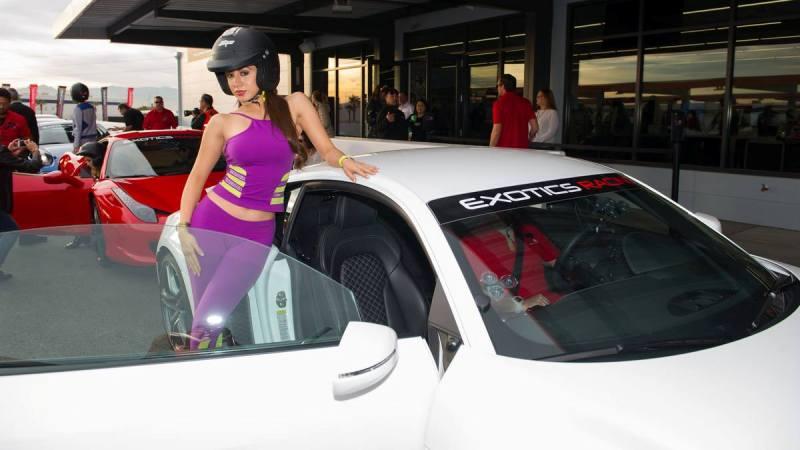 Jeimmy Tahiz Aburto- Porsche Cayman GTS