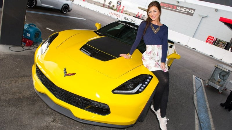 Martine Rodseth - Corvette Z06