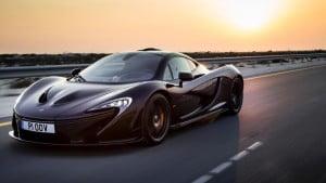 McLaren P1-1