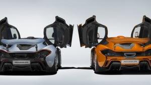 McLaren P1-7