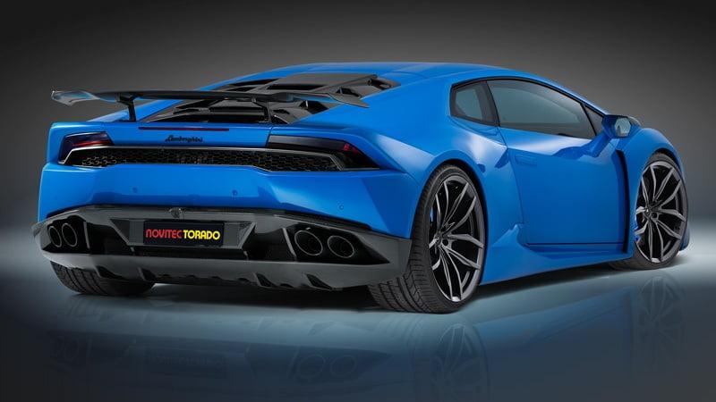 Novitec Torado Lamborghini Huracan N Largo-12
