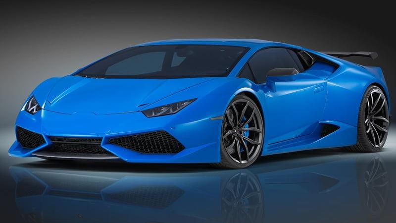 Novitec Torado Lamborghini Huracan N Largo-13