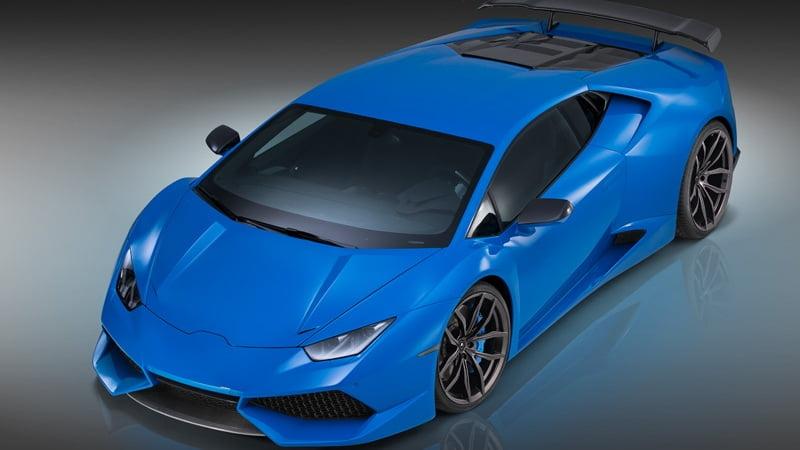 Novitec Torado Lamborghini Huracan N Largo-15