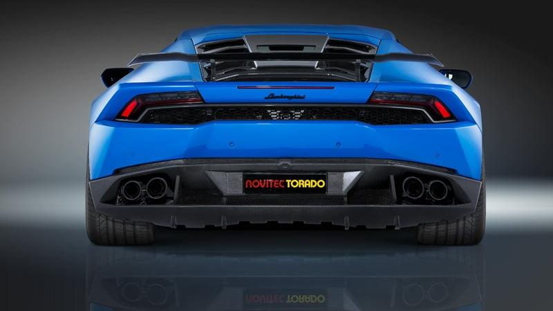 Novitec Torado Lamborghini Huracan N Largo-16