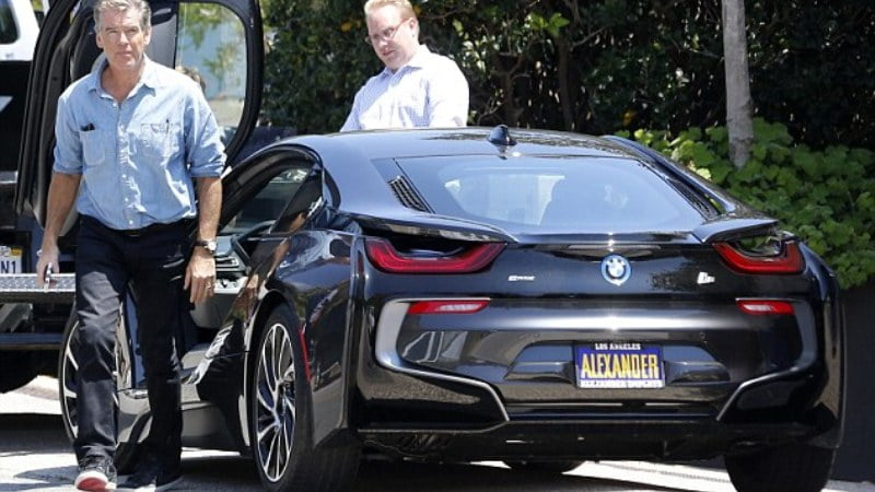 Hollywood Celebrities and their Green Cars