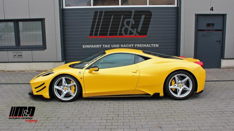 Prior Design Ferrari 458-1